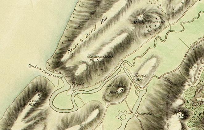 1781 Tippett's Neck