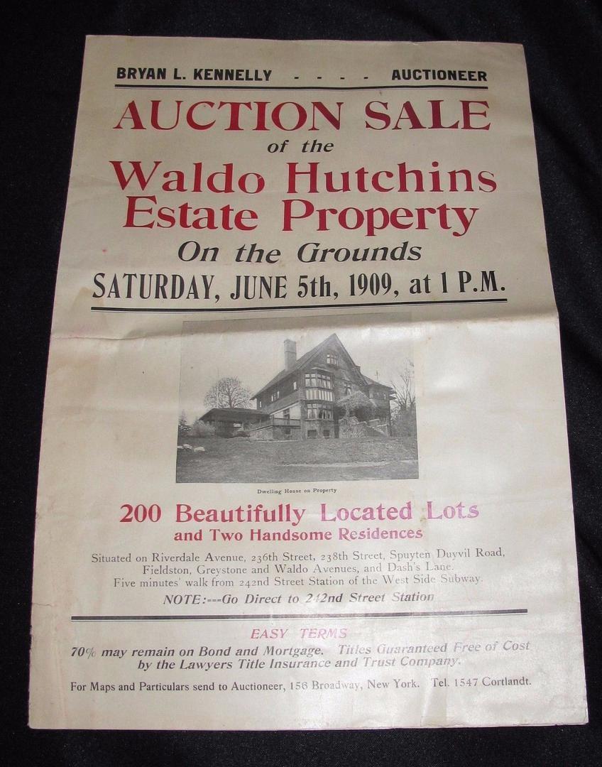 Waldo Auction Cover