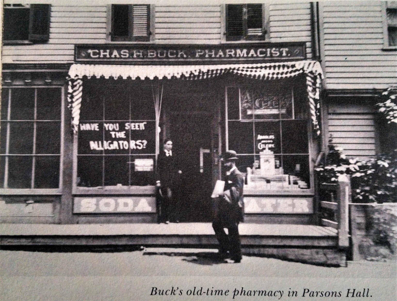 Charles H. Buck shop