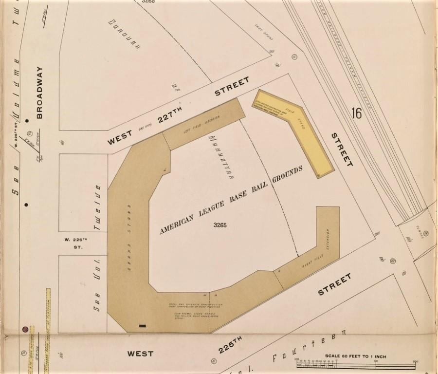 Yankee site plans