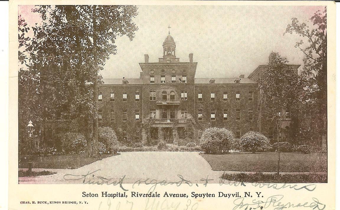 Seton Hospital - Charles Buck