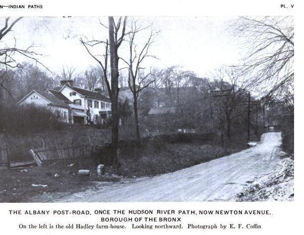 Hadley Farm House