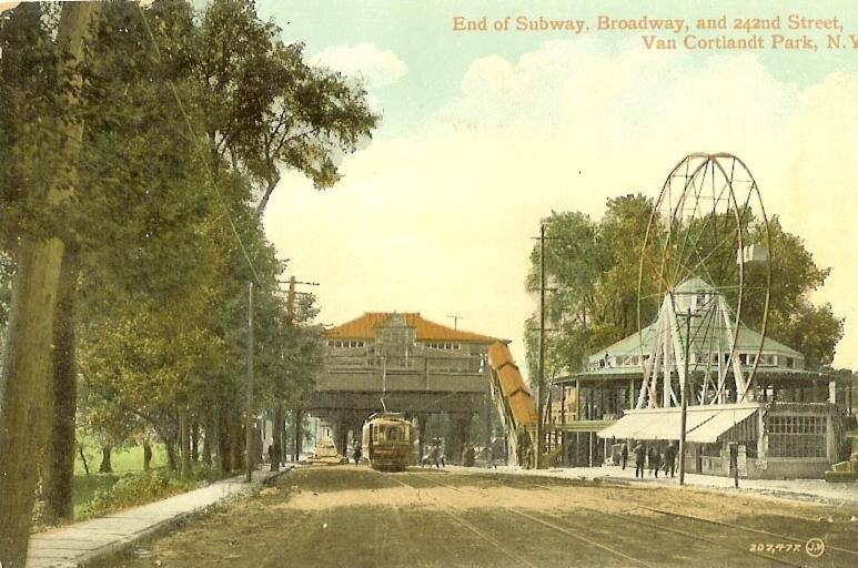 242nd and Broadway Ferris Wheel