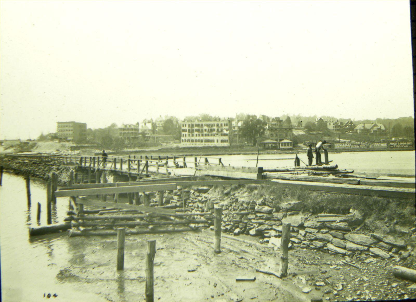 Free Bridge 1885