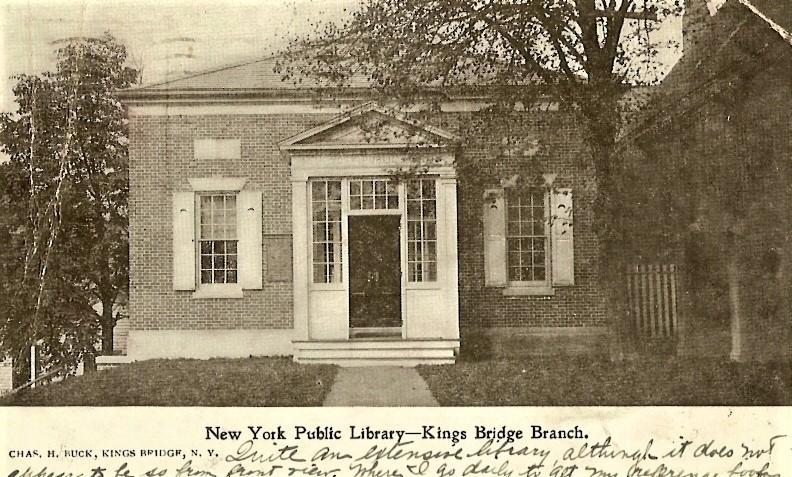 Kingsbridge Library