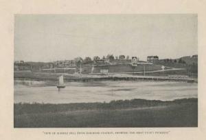 Spuyten Duyvil Creek in the 1890's