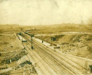 View of Inwood 1906