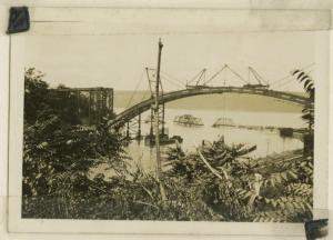 1936-07-08.spy.photo.Henry-Hudson-Bridge.Bridge Construction