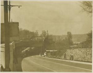 2nd Level Construction of HH Bridge, 1938.