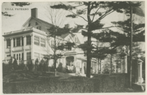 Villa Paterno, 252nd St. and Independence, 1948.