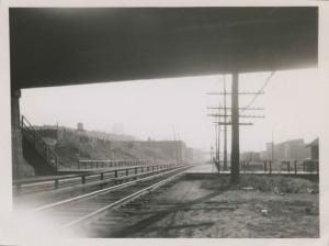 1949-CIRCA.mar.photo.   -Train Viaduct1