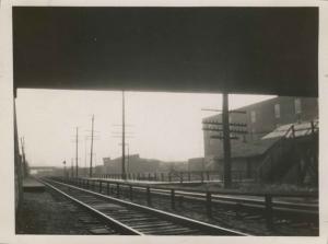 1949-CIRCA.mar.photo.   -Train Viaduct2