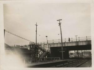 1949-CIRCA.mar.photo.   -Train Viaduct3