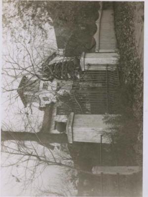 Kingsbridge Heights Giles Mansion and McBride Barn