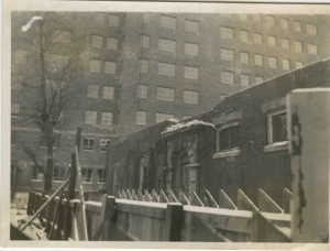 1950-CIRCA.mar.photo.   -Marble Hill Houses