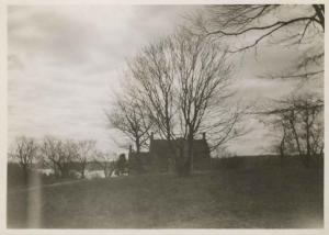 A house on Spuyten Duyvil, ca. 1950.