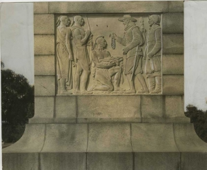 Spuyten Duyvil Henry Hudson Statue