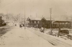 230th RR station