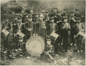 Spuyten Duyvil Flute and Drum Corps, undated.
