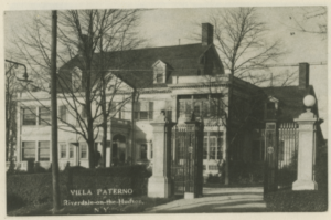 Villa Paterno, 252nd St. and Independence, undated.