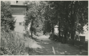 Puddlers Row, 1952.