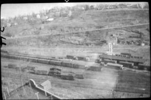 Spuyten Duyvil Hill and Railyard 1