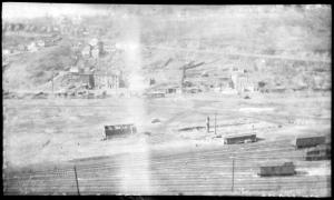 Spuyten Duyvil Hill and Railyard 2